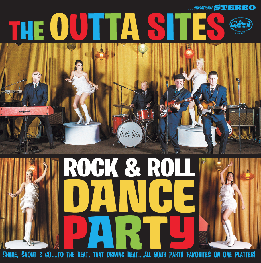 The Outta Sites Rock and Roll Dance Party